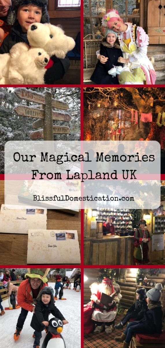 Lapland UK Visit