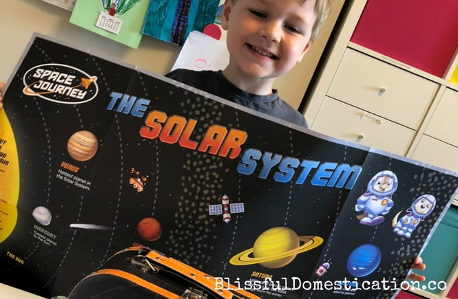 Space Journey subscription box review featured image