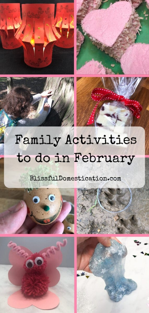 February Family Activities
