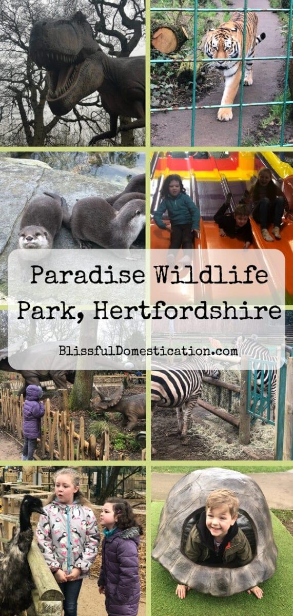 Paradise Wildlife Park Pin