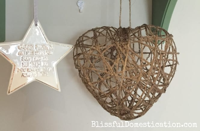DIY Twine Heart Tutorial