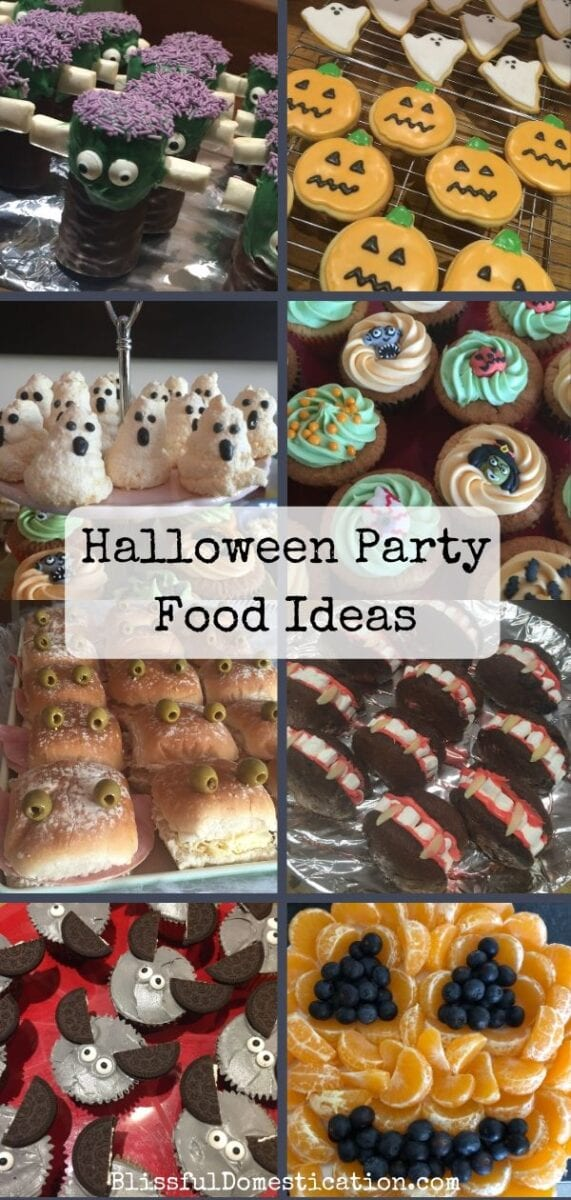 Pin for Halloween Party Food Ideas
