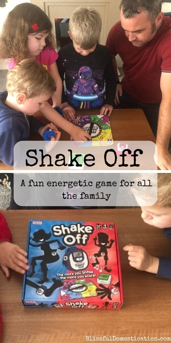 Pin of Shake Off review