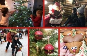 20 Festive Family Things to do Featured Image