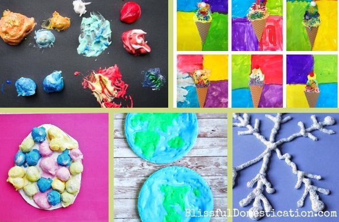 Puffy paint projects featured image