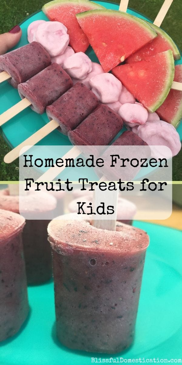 Frozen fruit treat pin image
